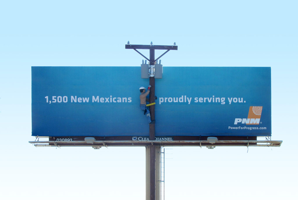 PNM_Billboard_Lineman