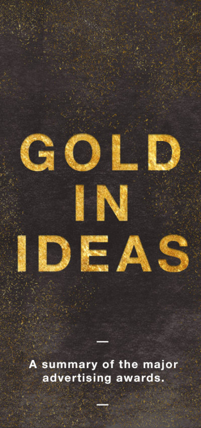 Gold In Ideas