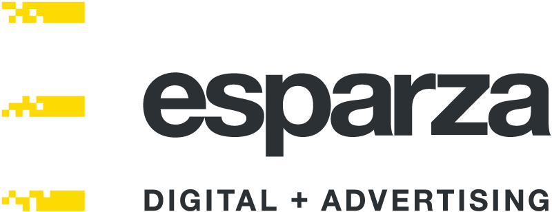 Esparza | Marketing, Creative, Content & Digital Logo